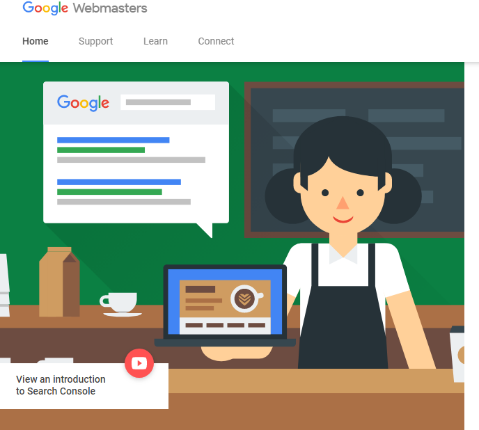 How to implement the google webmaster tool for your blog